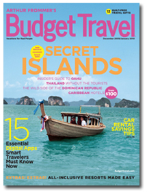 Newsweek Selling Budget Travel Folio