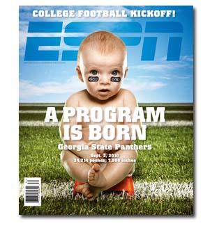 ESPN the Magazine: 'Reimagined' - Folio: