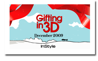 InStyle Taps 3-D Technology for Special