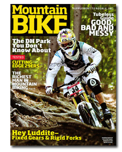 Bikes Mag Bike magazine into larger