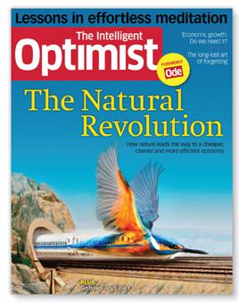 the intelligent optimist subscription