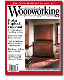 F W Merges Popular Woodworking And Woodworking Magazine Folio