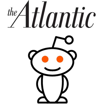 The Atlantic, Reddit Partner on AMA Series - Folio: