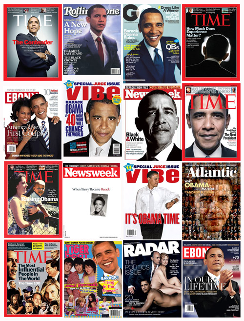 newsweek magazine cover. And on magazine covers,