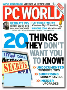 PC World Names McCracken Replacement - Folio: