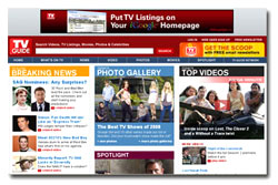 In shift, macrovision to sell tv guide network to lionsgate for.
