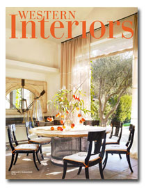 ... Florida Based Publisher That Recently Acquired Western Interiors And  Designu2014has Decided To Merge The Title With Its Luxury Home Magazine  Network, Luxe.