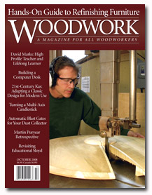 woodworking magazines reviews