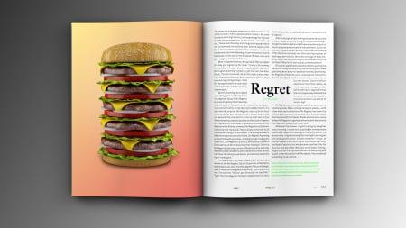 GOOD Magazine--Interior Page - Sample 1