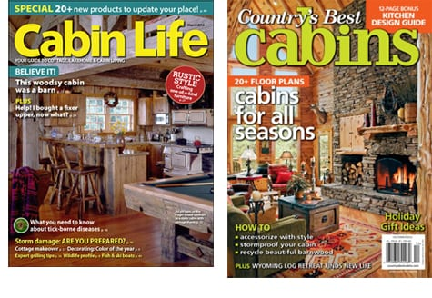 AIM Plans To Merge The Title Into Its Own Countryu0027s Best Cabins And  Relaunch The Combined Brand As Cabin Living.