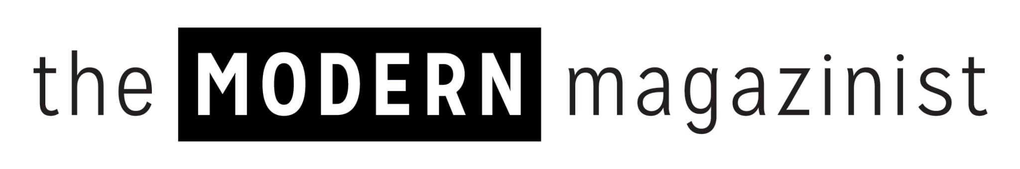 26150 Folio Modern Magazinist Logo