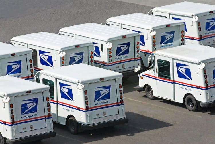 United States Postal Service fleet; U.S.A.