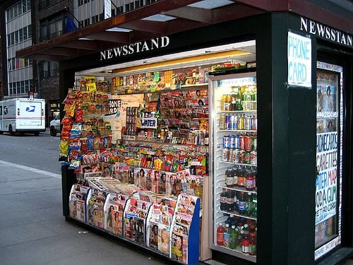 As Magazines Seek New Footing During the COVID-19 Crisis, the Newsstand Tries to Hang On