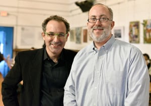 Innovation Leader co-founders Kirsner (left) and Scott Cohen (right).
