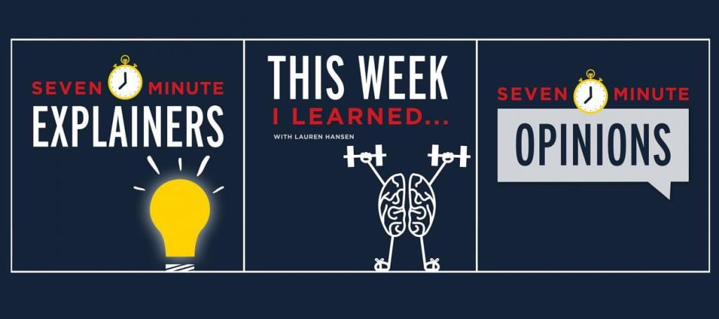 The Week Podcasts