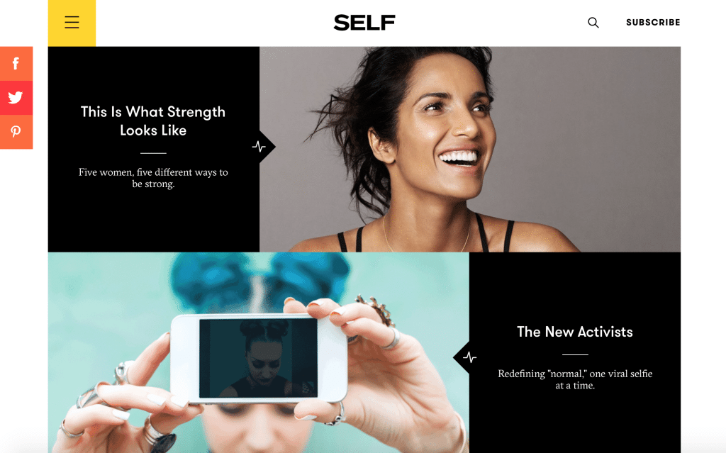 SELF - come as you are package