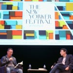 The New Yorker Festival 2016 - Bruce Springsteen Talks With David Remnick
