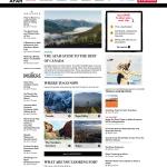 AFAR MEDIA_Consumer_Website