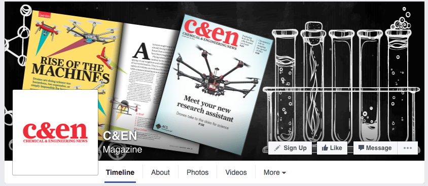 CHEMICAL ENGINEERING NEWS_ASNP_Use of Social Media