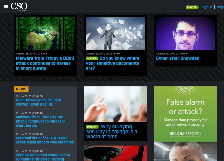 CSO_Website