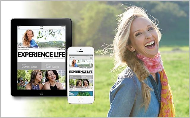EXPERIENCE LIFE_Consumer_App