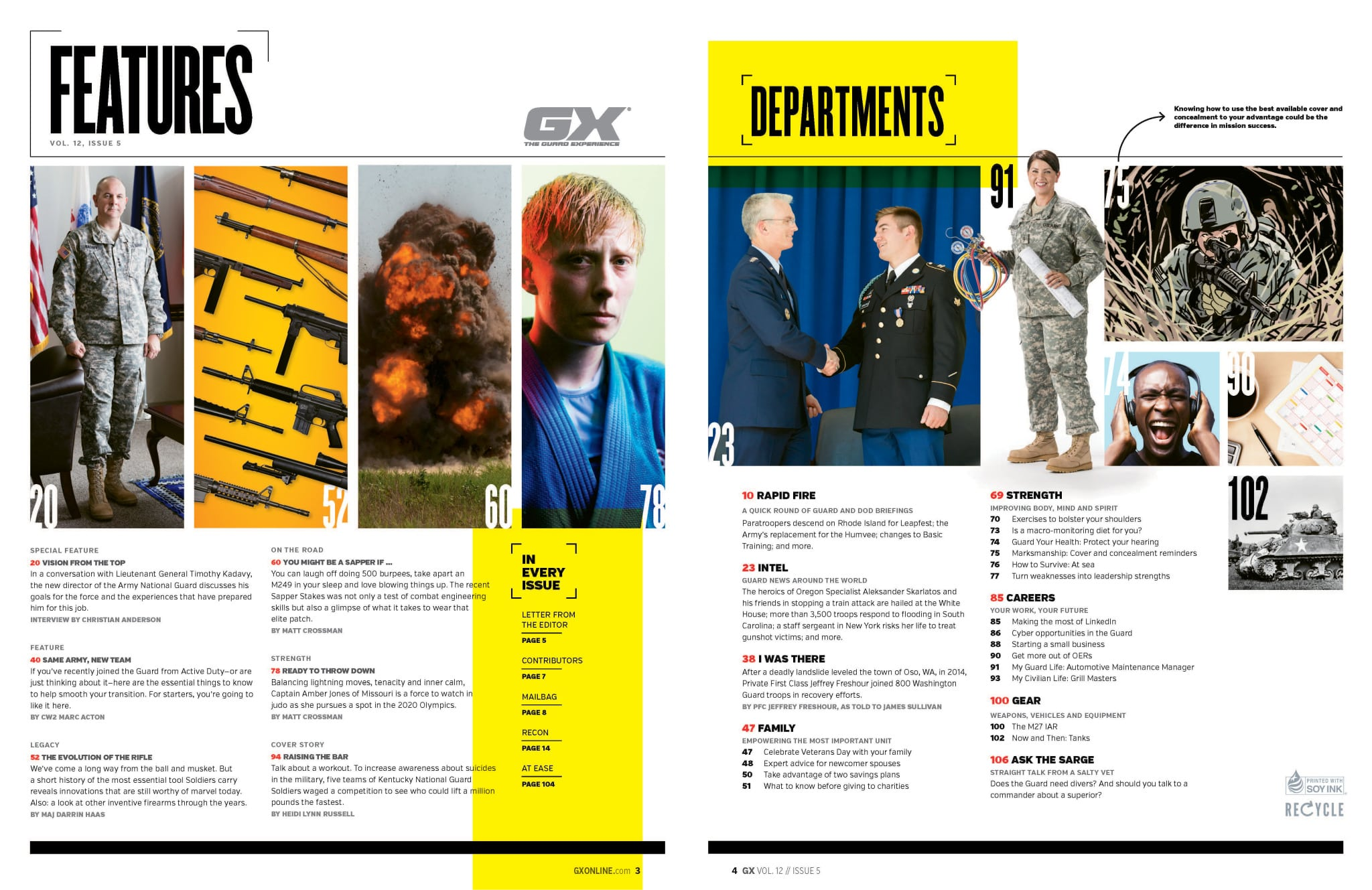 GX MAGAZINE_Custom_Table of Contents