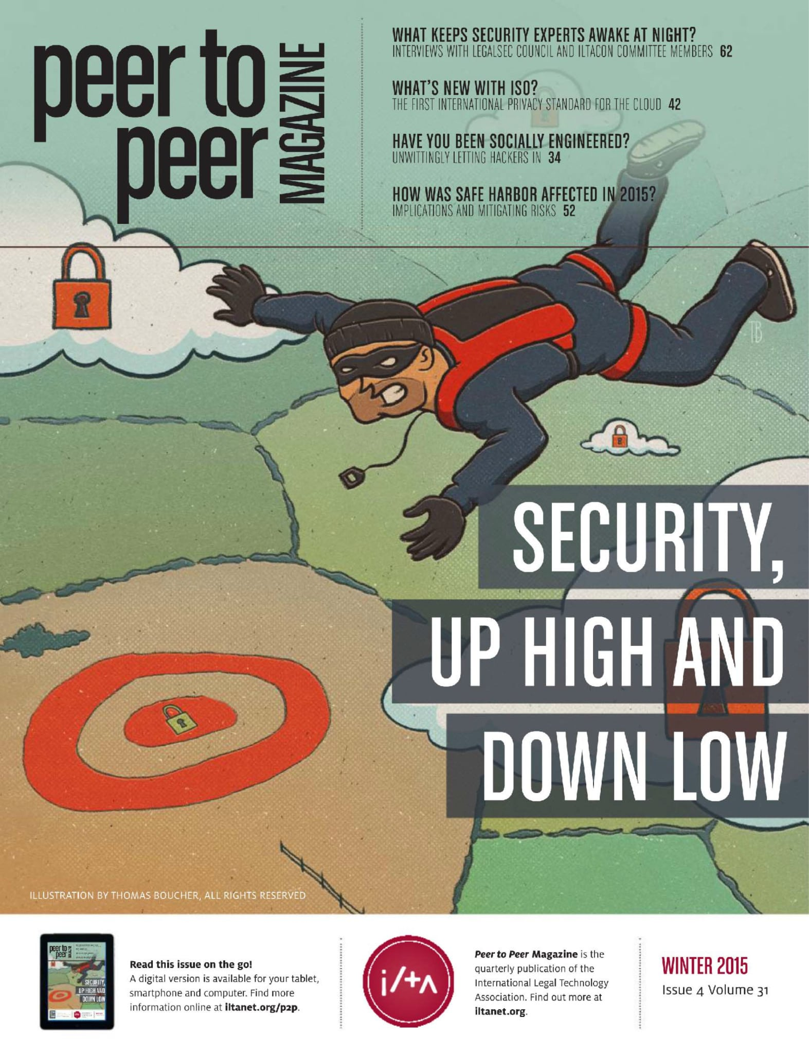 Peer to Peer Magazine - Winter 2015