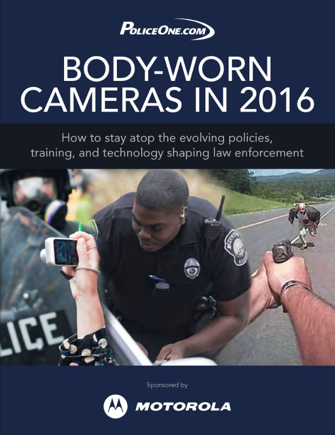 POLICE ONE_B2B_Standalone Digital Magazine