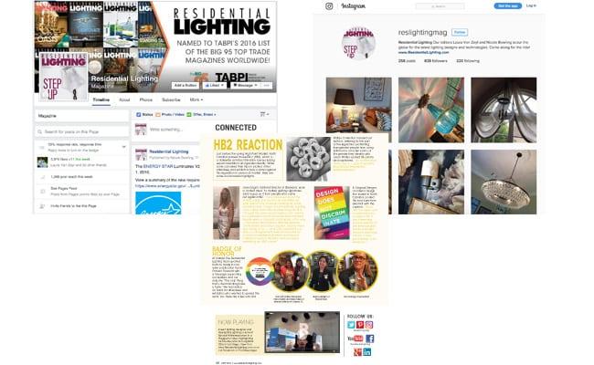 RESIDENTIAL LIGHTING_B2B_Overall Use of Social Media