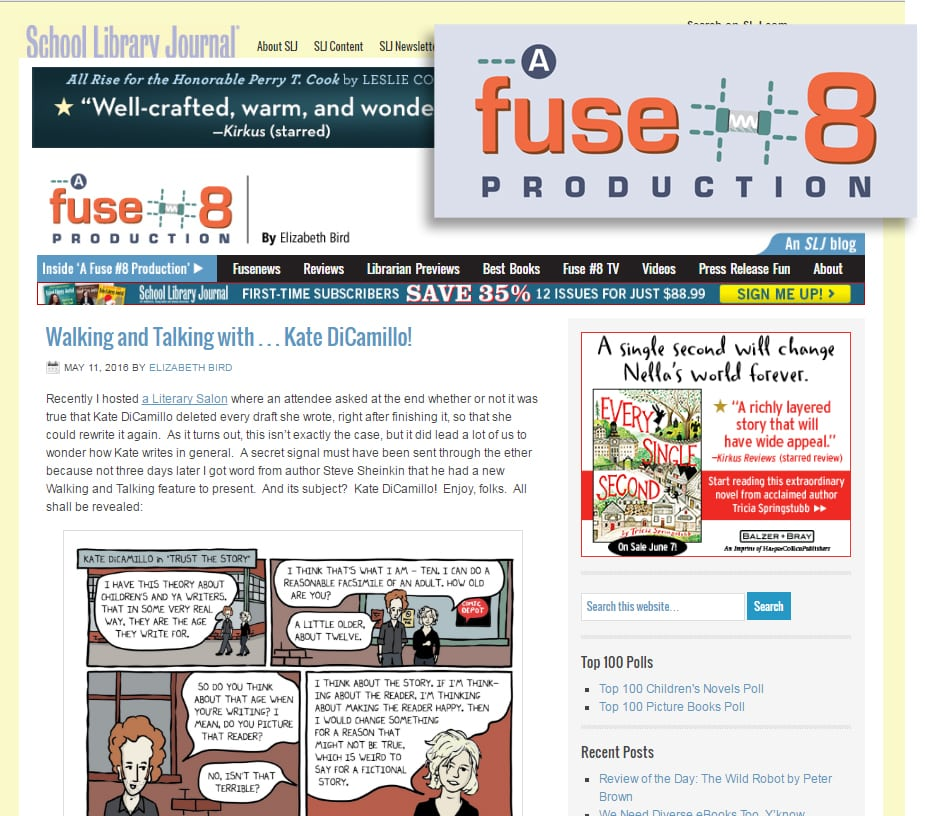 SCHOOL LIBRARY JOURNAL_B2B_Column