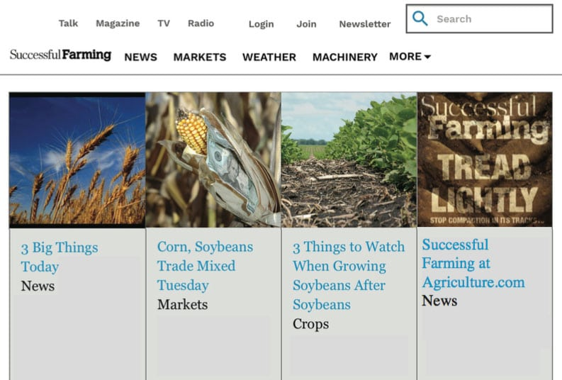 SUCCESSFUL_FARMING_B2B_Website
