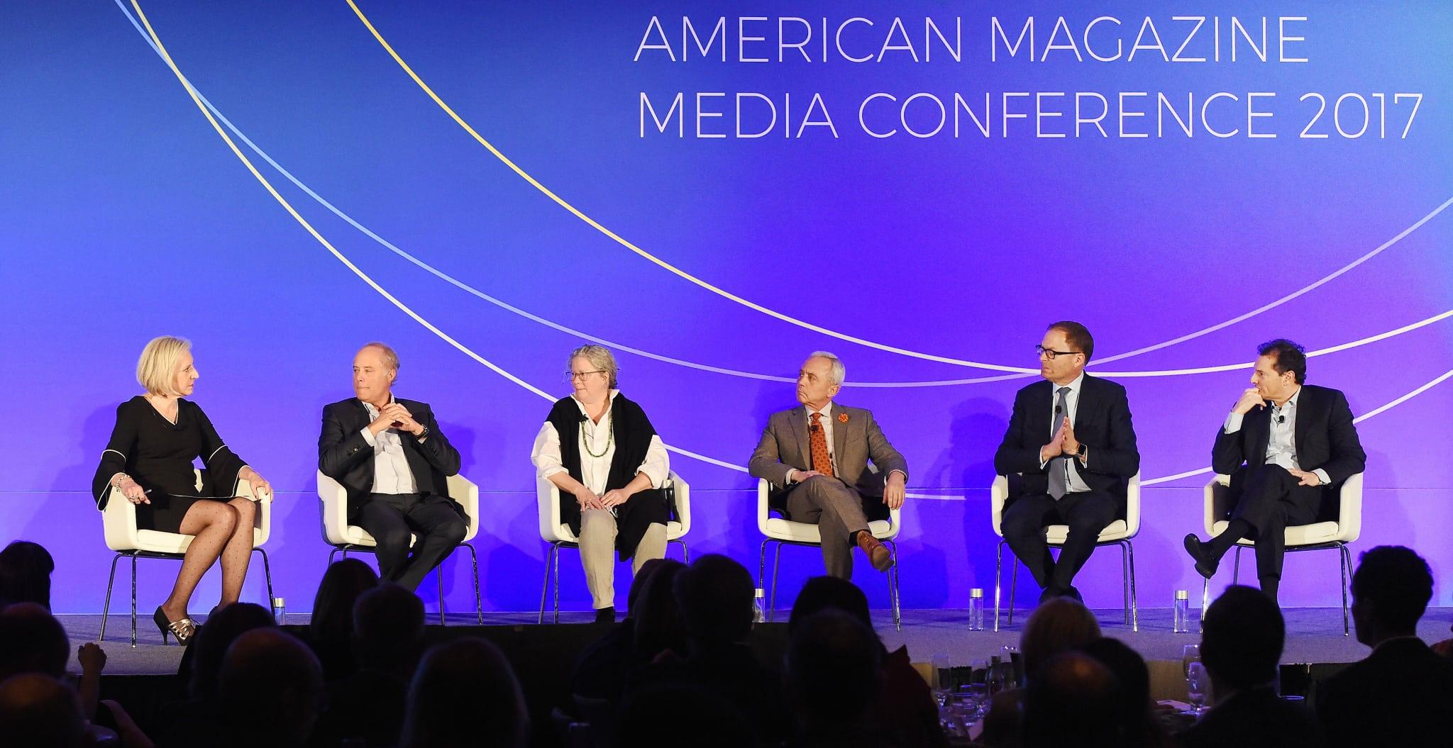 American Magazine Media Conference 2017