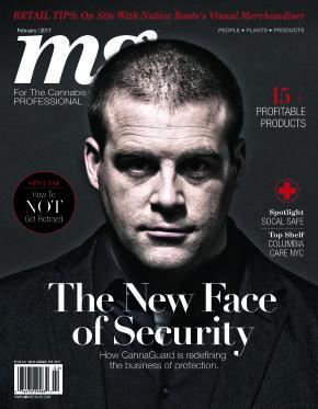 mg magazine February 2017 cover