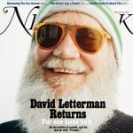 David Letterman New York Mag