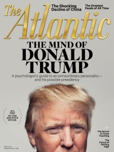 Donald Trump Atlantic
