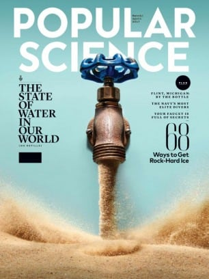 Popular Science Cover