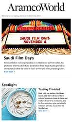 AramcoWorld_Newsletter_Eddies Digital_2