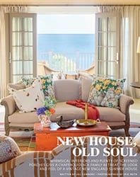 Design New England - July/August 2016