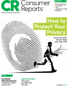 Consumer Reports—66 Ways to Protect Your Privacy Right Now