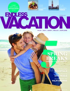 Endless Vacations_Spring17_Cover