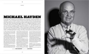 Playboy—The Playboy Interview: General Michael Hayden