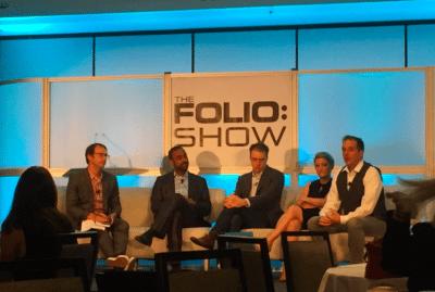 Media Under Siege: Folio: Show Keynote Examines Journalism in 2017