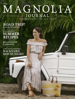 Magnolia Journal cover