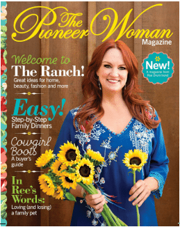 Pioneer Woman cover