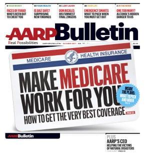 AARP Bulletin October 2017 Issue