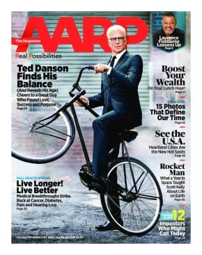 Aging With Grace Aarp The Magazine Keeps It Vibrant Folio