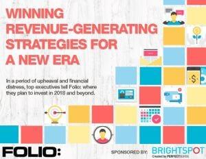 Folio Revenue Report 2018