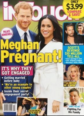 Meghan-Markle-Pregnant-In-Touch