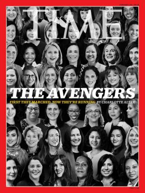 Time Cover 2018