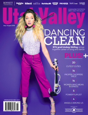 July/August 2018 Issue of Utah Valley Magazine